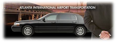 Airport Sedan Service by Forest Park Ga Limo Services By Limousines