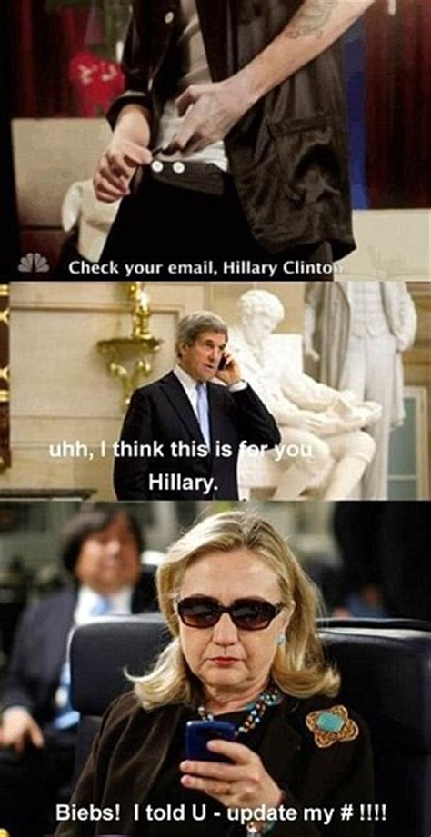Texts From Hillary Meme Generator - hillary clinton removes photo that inspired texts from hillary memes benghazi crisis daily