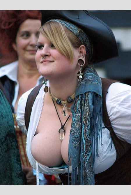 Renaissance Faire Boobs