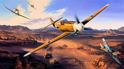 Aircraft World War II Luftwaffe wallpaper