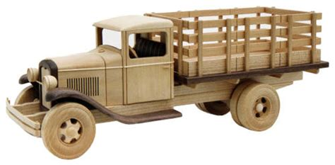 ford stake bed truck woodworking pattern approx