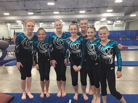 girls team apex gymnastics