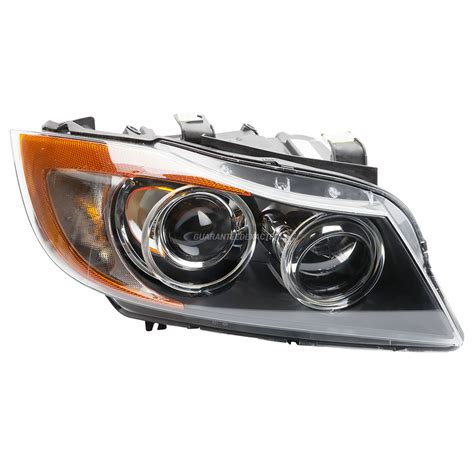 2006 Bmw 330 Headlight Assembly From Car Parts Warehouse