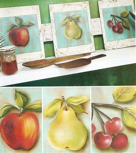 cuadros de frutas  decorar nuestra cocina arte en