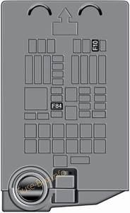 Fuse Box Diagram Fiat 500x  2014