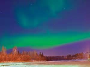 Northern Lights Anchorage Alaska