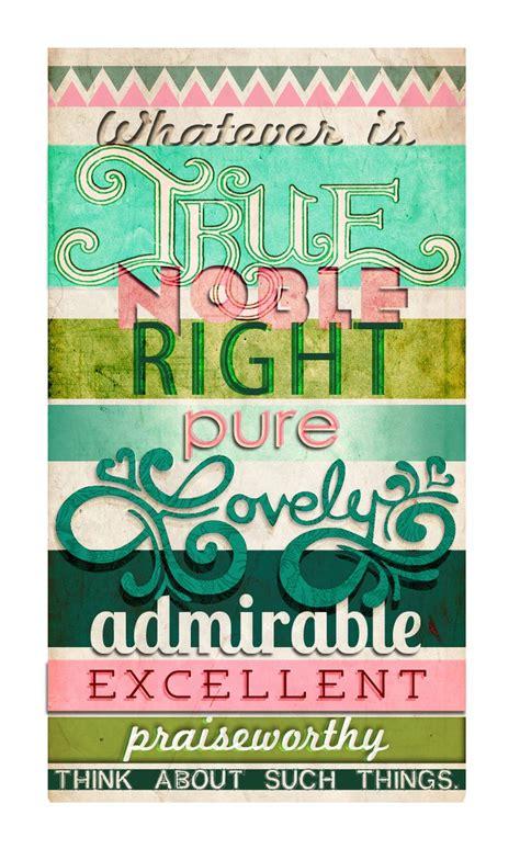 17 Best Ideas About Philippians 4 8 On Pinterest