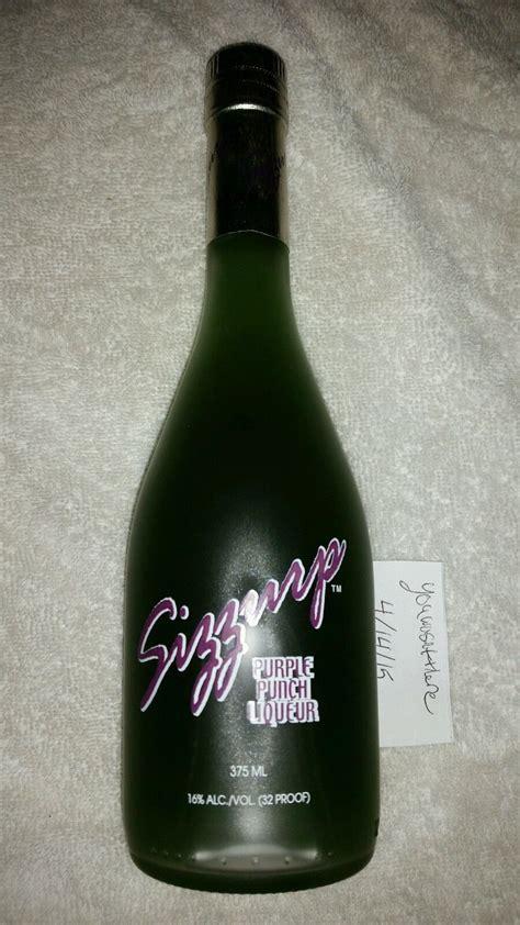 foto de Very RARE Sizzurp Liqueur 350ml Bottle Dipset Camron