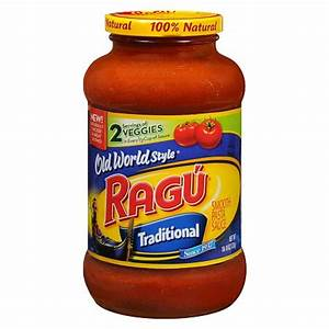 Ragu Old World Style Pasta Sauce | Walgreens