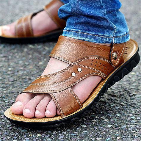 mens summer shoes mens sandals trends and tendencies 2017