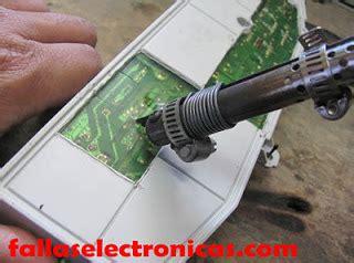 c 243 mo quitar resina de tarjeta electr 243 nica de lavadora fallaselectronicas com
