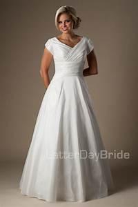 modest wedding dresses stapleton With mormon wedding dresses