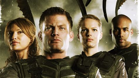 regarder starship troopers  marauder film complet en