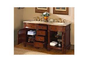 some tricks to including a small double sink vanity for