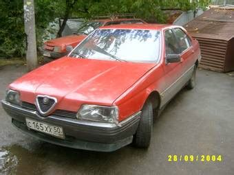 car manuals free online 1992 alfa romeo 164 parking system used 1992 alfa romeo 164 wallpapers 2 0l gasoline ff manual for sale