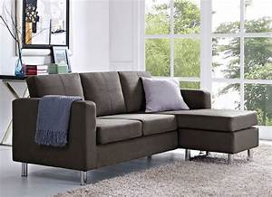 Small sectional sofa cheap sofas 10 favorites for for Small sectional sofa under 1000