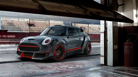 Mini Wallpapers by Wallpaper Mini Cooper Works Gp Concept 4k