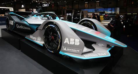 formula  gen racer shows geneva  speed  progress