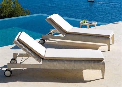 rattan sofa u sun lounger contemporary sun loungers modern furniture