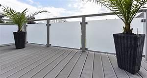 Boden Für Terrasse : balkonboden wpc wpc boden balkon terrasse leeb ~ Michelbontemps.com Haus und Dekorationen