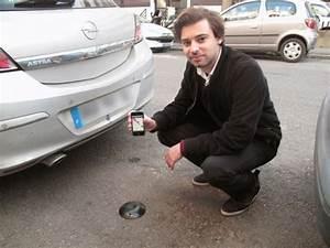 Application Parking Paris : trouver une place de stationnement simplement paris ~ Medecine-chirurgie-esthetiques.com Avis de Voitures