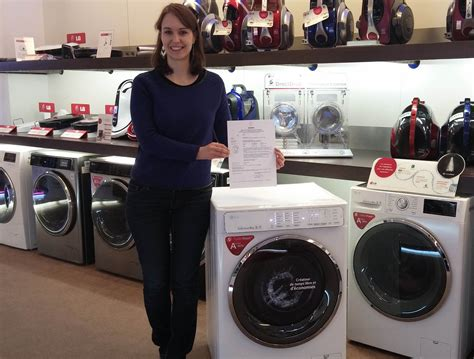 lcie bureau veritas lg recibe certificación eco design por la lavadora más