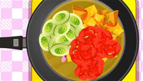 jeu cuisine une salade de fruits gratuit jeux 2 filles