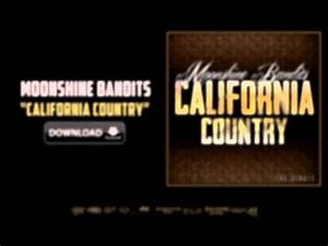 "Moonshine Bandits – ""California Country"" (Audio) 