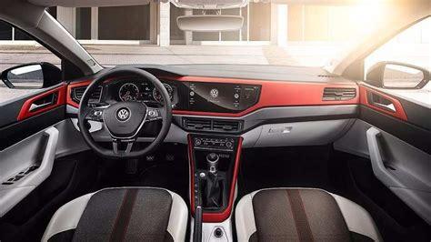 volkswagen polo  india interior automotive trim