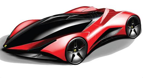 autodesk gallery exhibits ferrari of the future