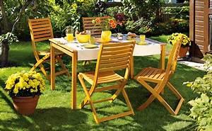 Gartenmöbel Set Aus Holz : gartenm bel aus holz von hornbach schweiz ~ Whattoseeinmadrid.com Haus und Dekorationen