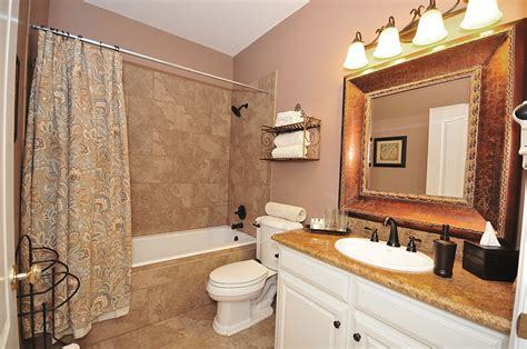room eight color scheme cream and beige bathroom tile