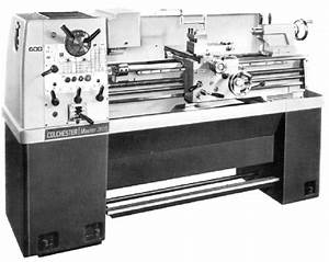 Colchester Master 2500 Lathe Page 2