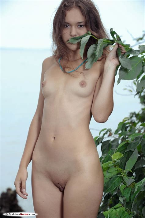 Jenya A In Naked Outdoors By Goddess Nudes Erotic Beauties
