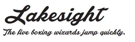 Excellent Modern Fonts Script Fonts 2015  Tim Brown