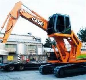 Hybridation Diesel-électricité - les engins de chantier s