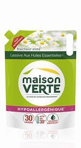 Lessive Qui Sent Bon : lessive co pack fra cheur d t maison verte ~ Melissatoandfro.com Idées de Décoration