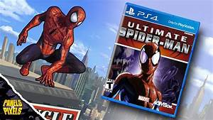 10, Superhero, Games, That, Need, Hd, Remakes