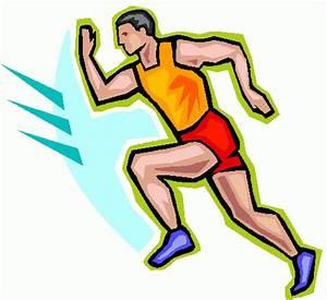 Marathon Runner Clip Art
