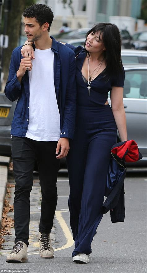 lowe the pda with new mystery in daily mail