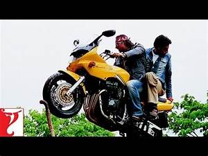 Abhishek & Uday brave stunt - Trivia 2 - DHOOM - YouTube