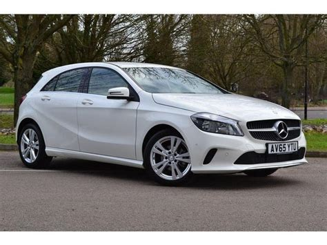 Engine 4 cyl, 1461cc, turbocharged diesel; Used 2016 MERCEDES-BENZ A CLASS DIESEL HATCHBACK A180d Sport Executive 5dr Auto for sale in Bury ...