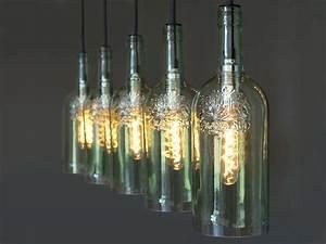 Zubehör Lampen Selber Bauen : lichtgestalten flaschenlampe h ngelampe cinco ~ Sanjose-hotels-ca.com Haus und Dekorationen