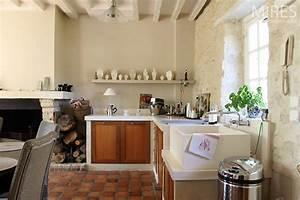 decoration cuisine rustique With art et decoration cuisine