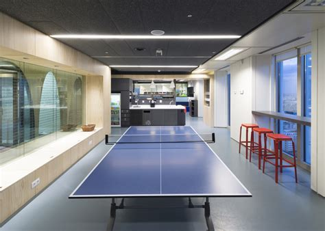 Cool Offices Google In Madrid, Spain  Sourceyour So
