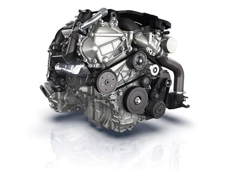 Renault Diesel Engine by The New V6 Dci Diesel Engine An Exle Of A Successful