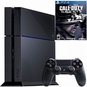 Best Buy: PS4 500GB Console with Call of Duty Ghosts $449 ...
