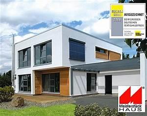Bodenplatte Preis Qm : fertighaus fertigh user bauhaus stil 185 98 qm und flachdach als holztafelbau von ~ Indierocktalk.com Haus und Dekorationen
