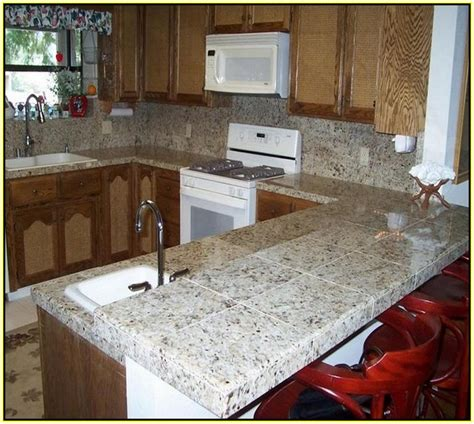 kitchen countertop tile design ideas kitchen counter designs peenmedia com