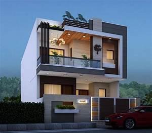 House, Elevation, Design, By, Weframe, U2013, Weframe
